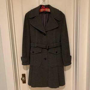 Gorgeous Charcoal Coat